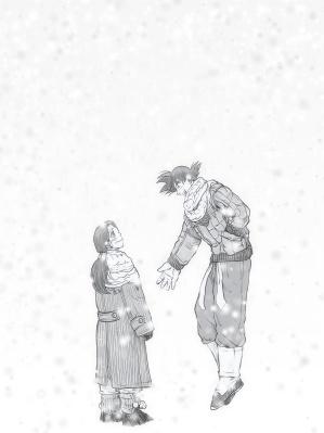 CP萌えシチュ30のお題24:雪の中